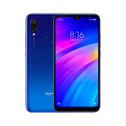 Смартфон Xiaomi Redmi 7 3Gb/32Gb Blue EU - фото 5867