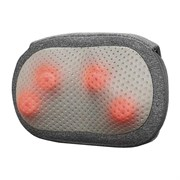 Массажная подушка Xiaomi LeFan Kneading Massage Pillow (серый)